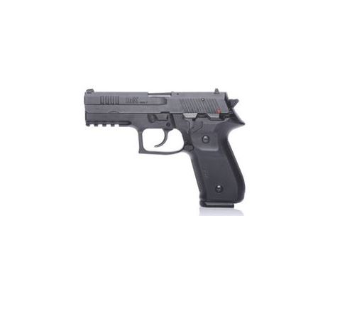 Pistoler REX zero 1 kaliber 9x19